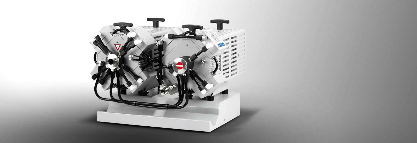ATEX VARIO® - Vacuum pumps with variable motor speed for EX zones...