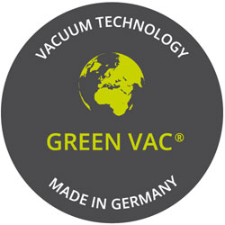 GREEN VAC® - Energy- and environmental awareness